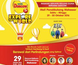 Dancow Explore The World Makassar
