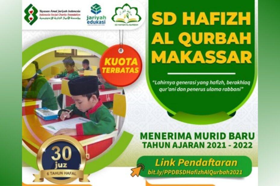 SD Hafizh Al Qurbah Makassar